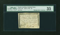 Colonial Notes:North Carolina, North Carolina April 2, 1776 $6 Goat PMG Choice Very Fine 35....