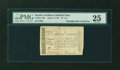 Colonial Notes:North Carolina, North Carolina April 2, 1776 $7 1/2 Flags PMG Very Fine 25....