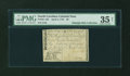 Colonial Notes:North Carolina, North Carolina April 2, 1776 $8 Leopard PMG Choice Very Fine 35NET....