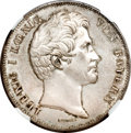 German States:Bavaria, German States: Bavaria. Ludwig I 2 Taler 1838,...