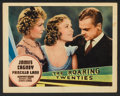 "Movie Posters:Crime, The Roaring Twenties (Warner Brothers, 1939). Other Company LobbyCard (11"" X 14""). Crime.. ..."