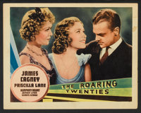 """The Roaring Twenties (Warner Brothers, 1939). Other Company Lobby Card (11"""" X 14""""). Crime"""