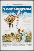 "Movie Posters:Fantasy, Lost Horizon (Columbia, 1972). One Sheet (27"" X 41""), Lobby CardSet of 8 (11"" X 14"") & Australian Daybill (13"" X 30""). Fant...(Total: 10 Items)"