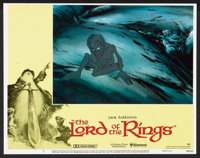 "The Lord of the Rings (United Artists, 1978). Lobby Card Set of 8 (11"" X 14""). Animated. ... (Total: 8 Items)"