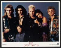 "The Lost Boys (Warner Brothers, 1987). Lobby Card Set of 8 (11"" X 14""). Horror. ... (Total: 8 Items)"