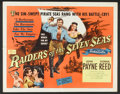 "Movie Posters:Adventure, Raiders of the Seven Seas Lot (United Artists, 1953). Half Sheets(2) (22"" X 28""). Adventure.. ... (Total: 2 Items)"