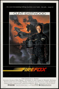 """Movie Posters:Action, Firefox Lot (Warner Brothers, 1982). One Sheets (2) (27"""" X 41"""") andDeluxe Lobby Card (11"""" X 14""""). Action.. ... (Total: 3 Items)"""