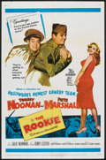 "Movie Posters:Comedy, The Rookie (20th Century Fox, 1959). One Sheet (27"" X 41"") and Lobby Card set of 8 (11"" X 14""). Comedy.. ... (Total: 9 Items)"