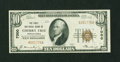 National Bank Notes:Pennsylvania, Cherry Tree, PA - $10 1929 Ty. 1 The First NB Ch. # 7000. ...