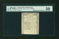 Colonial Notes:Connecticut, Connecticut July 1, 1775 6s PMG About Uncirculated 50....