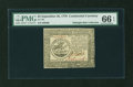 Colonial Notes:Continental Congress Issues, Continental Currency September 26, 1778 $5 PMG Gem Uncirculated 66EPQ....