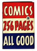 Golden Age (1938-1955):Miscellaneous, All Good Comics #nn Windy City pedigree (St. John, 1949) Condition: FN+....