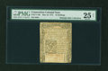 Colonial Notes:Connecticut, Connecticut May 10, 1775 10s PMG Very Fine 25 NET....