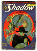 Pulps:Hero, Shadow V3#3 (Street & Smith, 1932) Condition: GD/VG....