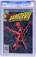 Modern Age (1980-Present):Superhero, Daredevil #188, 194, and 211 CGC-Graded Group (Marvel, 1982-84) CGCNM/MT 9.8.... (Total: 3 Comic Books)