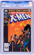Modern Age (1980-Present):Superhero, X-Men CGC-Graded Group (Marvel, 1982-83) CGC NM/MT 9.8 Whitepages.... (Total: 4 Comic Books)