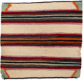 American Indian Art:Weavings, SIX SMALL NAVAJO WEAVINGS. c. 1895 - 1945... (Total: 6 Items)