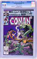 Modern Age (1980-Present):Superhero, Conan the Barbarian #128-131 CGC-Graded Group (Marvel, 1981-82) CGCNM/MT 9.8.... (Total: 4 Comic Books)