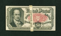 Fractional Currency:Fifth Issue, Fr. 1381 50¢ Fifth Issue Original Pack of 20.... (Total: 20 notes)
