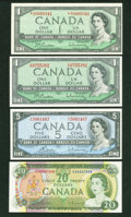 Canadian Currency: , $27 Canadian. ... (Total: 4 notes)