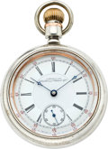 Timepieces:Pocket (pre 1900) , Waltham Gold Flash Model 83 Appleton Tracy, circa 1888. ...