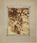 American Indian Art:Photographs, APPLE TREE. c. 1875 ...