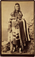 American Indian Art:Photographs, CHIEF JOSEPH. c. 1879...