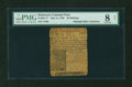 Colonial Notes:Delaware, Delaware May 31, 1760 40s PMG Very Good 8 NET....