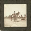 American Indian Art:Photographs, SIX PHOTOGRAPHS OF SIOUX AND CROW LIFE. c. 1898 - 1900... (Total: 6Items)