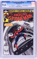 Modern Age (1980-Present):Superhero, The Amazing Spider-Man #230 (Marvel, 1982) CGC NM/MT 9.8 Whitepages....