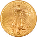 Saint-Gaudens Double Eagles, 1921 $20 MS61 NGC....