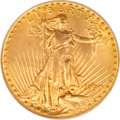 Saint-Gaudens Double Eagles, 1930-S $20 MS63 PCGS....