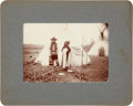 American Indian Art:Photographs, ELEVEN PHOTOGRAPHS OF CROW INDIANS. c. 1898 - 1900. ... (Total: 11Items)