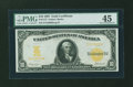 Large Size:Gold Certificates, Fr. 1172 $10 1907 Gold Certificate PMG Choice Extremely Fine 45....