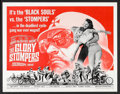 """Movie Posters:Action, The Glory Stompers (American International, 1967). Half Sheet (22"""" X 28""""). Action.. ..."""