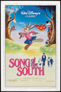 "Movie Posters:Animated, Song of the South (Buena Vista, R-1986). One Sheet (27"" X 41"").Animated.. ..."