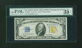 Small Size:World War II Emergency Notes, Fr. 2309* $10 1934A North Africa Silver Certificate. PMG Choice Very Fine 35 EPQ.. ...