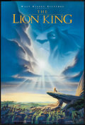 "Movie Posters:Animated, The Lion King (Buena Vista, 1994). One Sheet (27"" X 40"") SS. Animated.. ..."