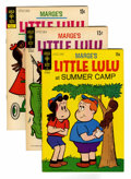 Bronze Age (1970-1979):Humor, Little Lulu File Copy Group (Gold Key, 1971-80) Condition: AverageVF/NM.... (Total: 54 Comic Books)