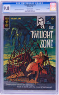 Silver Age (1956-1969):Horror, Twilight Zone #16 File Copy (Gold Key, 1966) CGC NM/MT 9.8Off-white pages....