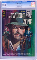 Silver Age (1956-1969):Horror, Twilight Zone #18 File Copy (Gold Key, 1966) CGC NM/MT 9.8Off-white to white pages....