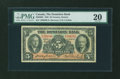 Canadian Currency: , Toronto, ON- The Dominion Bank $5 Jan. 2, 1935 Ch. # 220-26-02. ...
