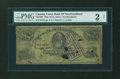 Canadian Currency: , Saint Johns, NF- Union Bank of Newfoundland $2 May 1, 1882 Ch.750-16-02. ...
