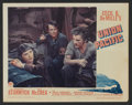 """Movie Posters:Western, Union Pacific (Paramount, 1939 & R-1943). Lobby Cards (3) (11"""" X 14""""). Western.. ... (Total: 3 Items)"""