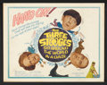 """Movie Posters:Comedy, The Three Stooges Go Around the World in a Daze (Columbia, 1963). Lobby Card Set of 8 (11"""" X 14""""). Comedy.. ... (Total: 8 Items)"""