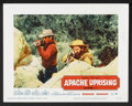 """Movie Posters:Western, Apache Uprising (Paramount, 1966). Lobby Card Set of 8 (11"""" X 14""""). Western.. ... (Total: 8 Items)"""