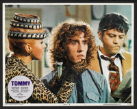 "Tommy (Columbia, 1975). Lobby Card Set of 8 (11"" X 14""). Rock and Roll. ... (Total: 8 Items)"