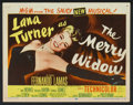 "Movie Posters:Musical, The Merry Widow (MGM, 1952). Lobby Card Set of 8 (11"" X 14""). Musical.. ... (Total: 8 Items)"