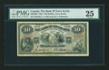 Canadian Currency: , Halifax, NS- The Bank of Nova Scotia $10 Jan. 2, 1935 Ch.550-36-04. ...