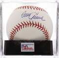 Autographs:Baseballs, Tom Seaver Single Signed Baseball PSA Gem Mint 10. ...